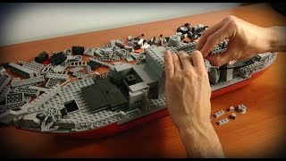 Let me build big COBI Battlecruiser!
