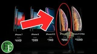 ابل تفاجئ العالم بميزة غير مسبوقة في هاتفها الجديد ايفون ماكس !!