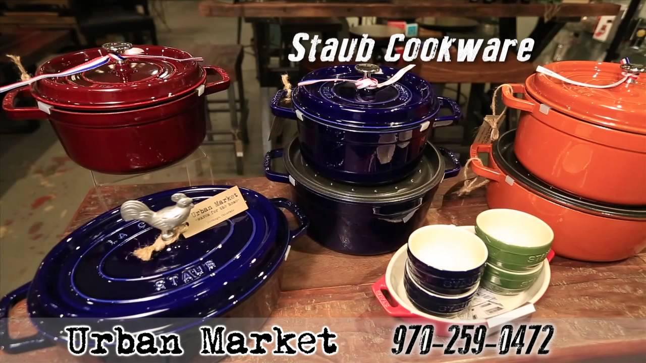 urban market staub cookware