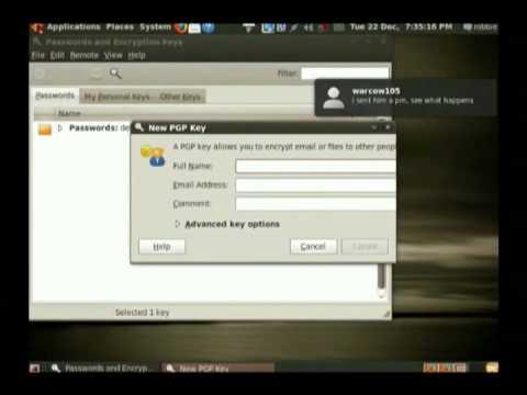 118.08 - Viewer Question - Encrypting files on ubuntu