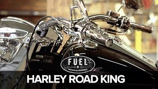 Harley Road King, tra le migliori moto da viaggio al mondo