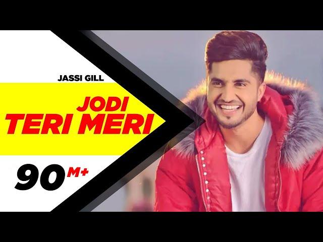 Jodi Teri Meri | Official Video | Jassi Gill | Desi Crew | Latest Song 2018 | Speed Records