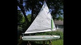 A Windy Day on The Snark Sunchaser I - YouTube