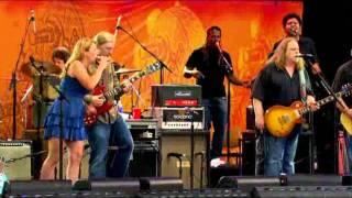 Derek Trucks & Susan Tedeschi Band with Warren Haynes - Space Captain