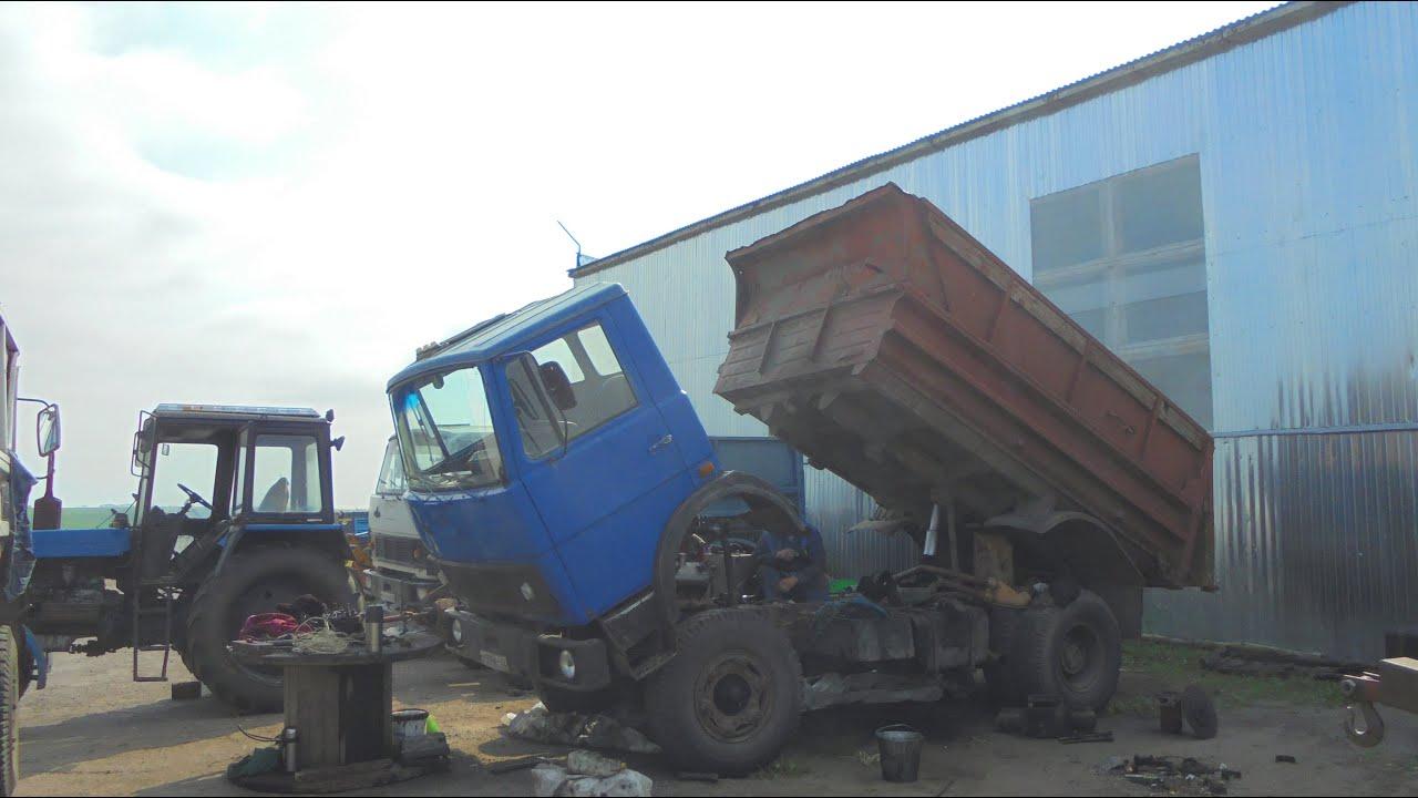 Обзор компрессора ЗИЛ-130 для drive2.ru, часть 3. МИРовя .