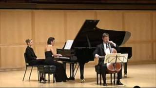 Anton Webern: Drei Kleine Stücke, Opus 11 - Alistair MacRae (cello) and Heather Conner (piano)