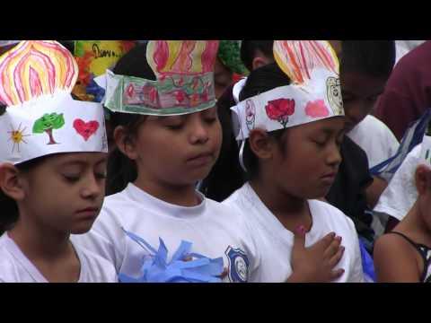 Peace Run in Guatemala 2015