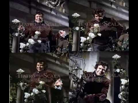 Rolando Panerai in Don Pasquale - Gaetano Donizetti ( Bella siccome un angelo )