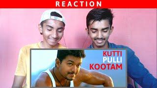KUTTI PULI KOOTAM | SONG | THUPPAKKI | THALAPATHY VIJAY | REACTION