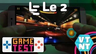 LeEco Le 2  Тест Игр