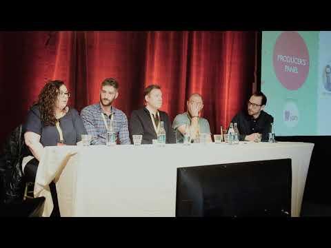 Animation Dingle 2017 Producers Panel