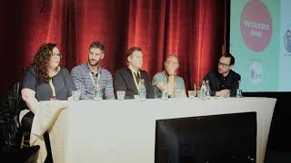 Animation Dingle 2017 Producers Panel
