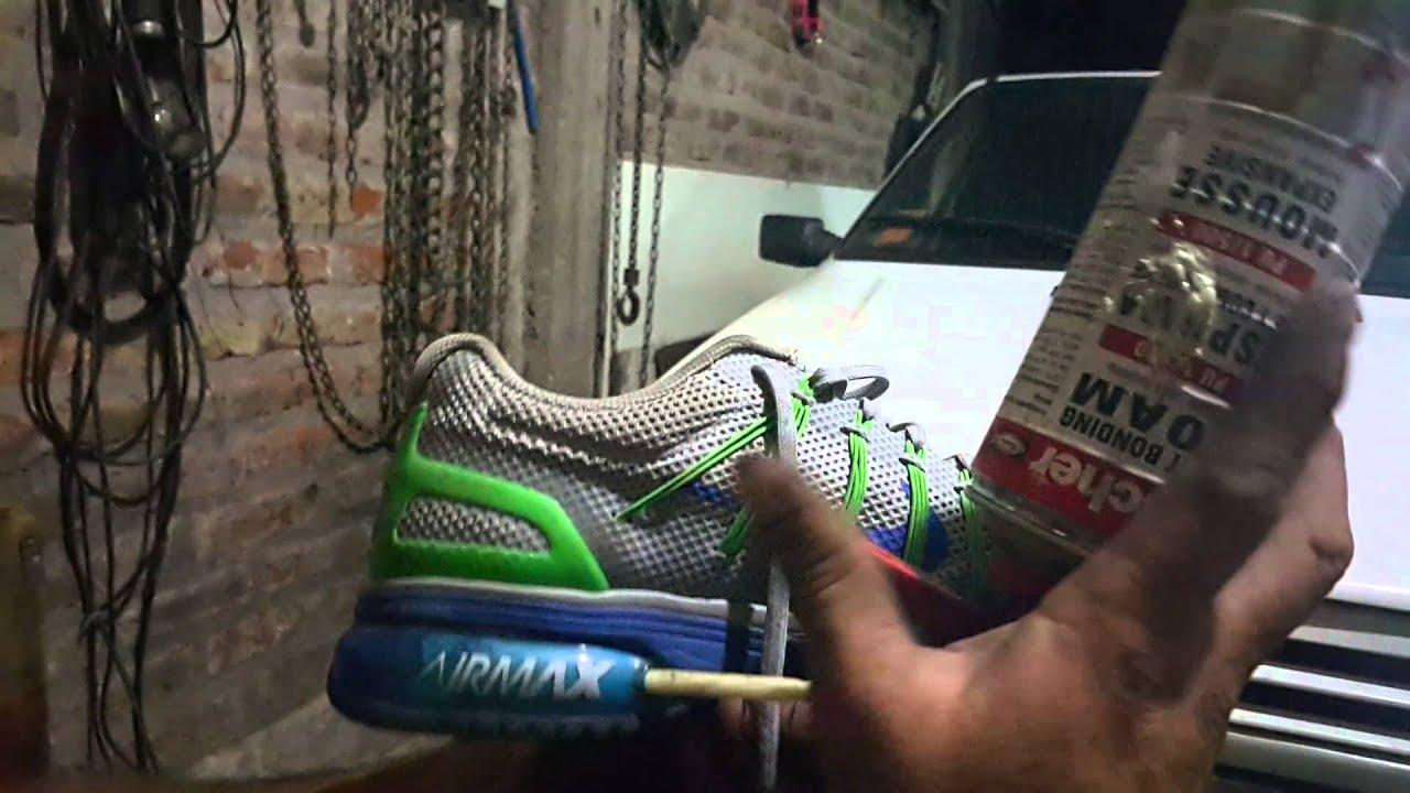 zapatillas nike con camara de aire