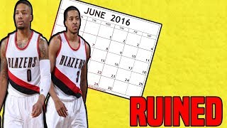 The Month That Ruined NBA Teams' Future