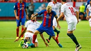 Lionel Messi ● Dribbling Skills 2016/2017 ►on Another Level ! ||HD||