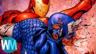 Top 10 Marvel Events streaming