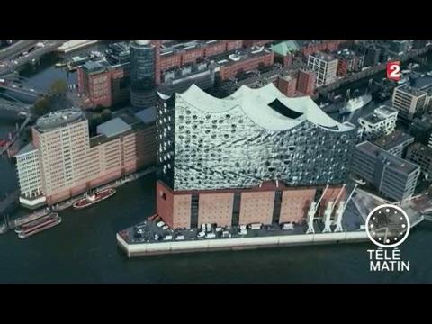 Tendances - La Philharmonie de Hambourg à bon port !