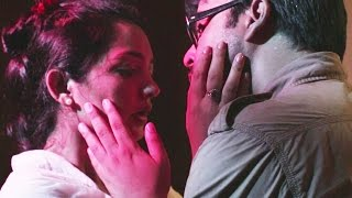 June Malia caught with her Boy Friend | 1+1=3 Ora Tinjon - New Bengali Full Movies 2017 - Scene 11