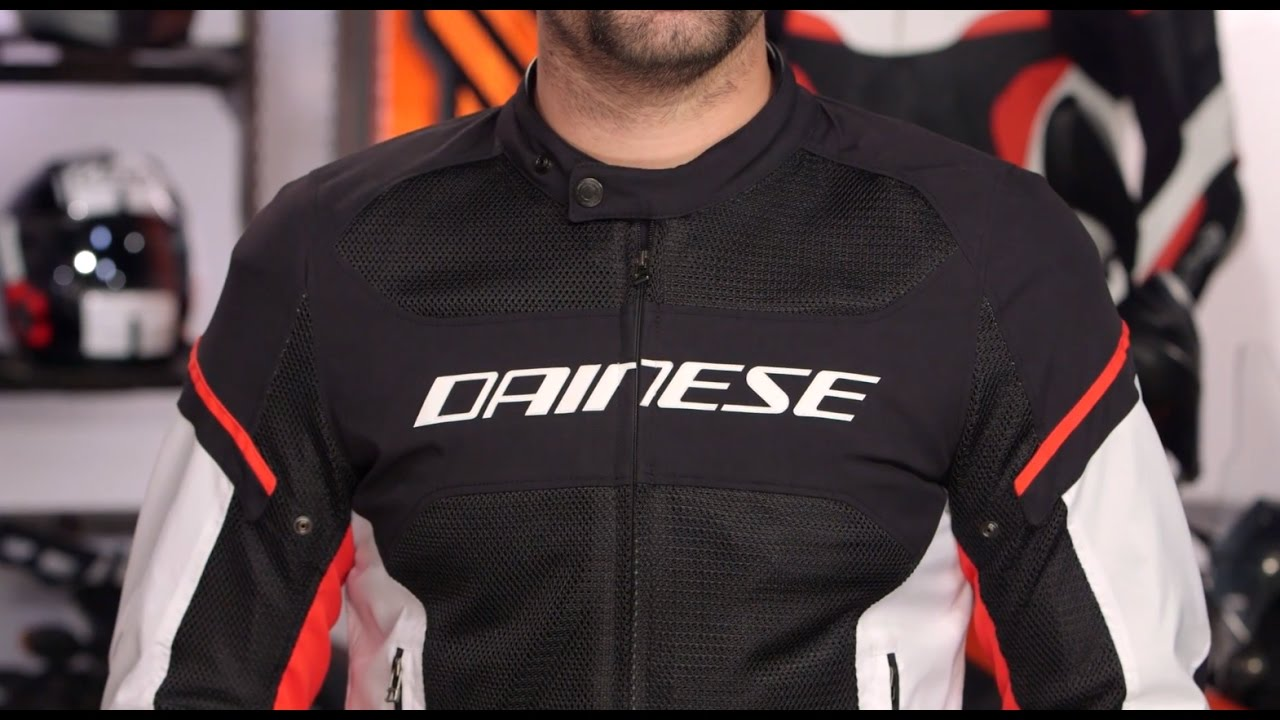 Dainese Air Frame D1 Jacket Review At Revzilla Com Youtube