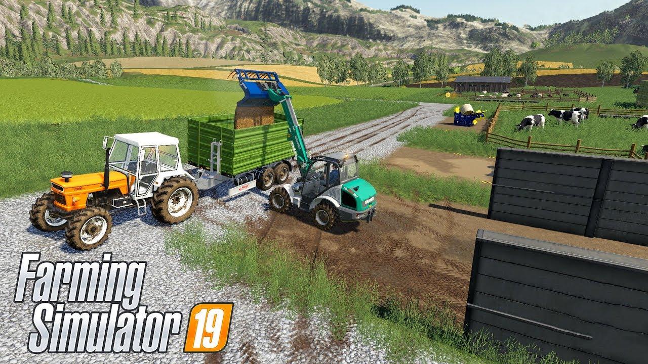 YENİ KEPÇE ve GÜBRE | Farming Simulator 19 (Türkçe oynanış) | Bölüm 39
