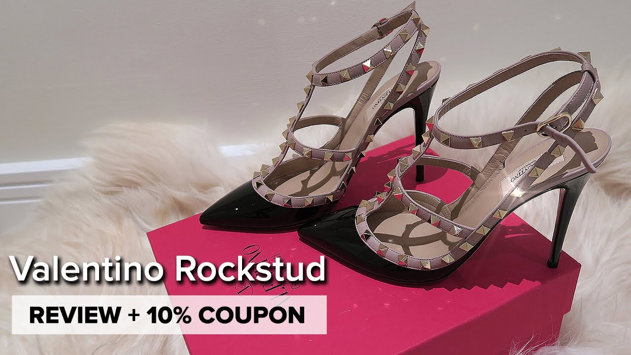 rock stud shoes garavani ikrix flat spike en valentino rockstud shop by