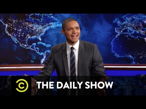 Between the Scenes - The NAACP or the NCAA?: The Daily Show
