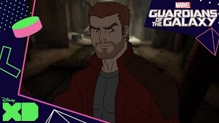 Guardians of the Galaxy   Dance   Official Disney XD UK