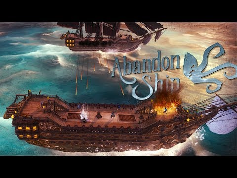 Abandon Ship - Tidal Waves, Icebergs & Pirates! - Ship Management Simulator - Abandon Ship Gameplay