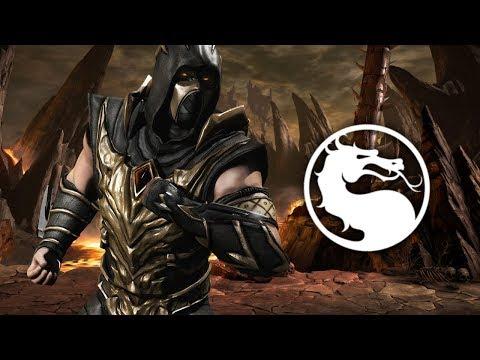 (Ashley) Injustice Scorpion Vs Infrared Scorpion (Samantha) | Mortal Kombat X | Who's The Best?