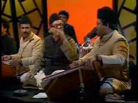 Munshi Raziuddin Sings RANG