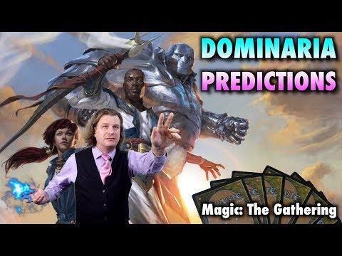 MTG - Top Predictions For Dominaria, Magic: The Gathering's Make or Break Set