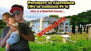Souflotv in Jamaica Pt 4 Portmore to Clarendon road trip (Jan 2019)