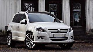 Volkswagen Tiguan 2008 - Секонд Тест