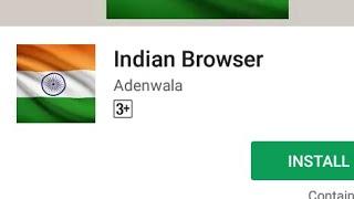 Indian Browser Hindi Me