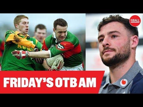 OTB AM | Ireland Vs Wales - Guscott & Davies, Alan Quinlan, Gaelic Football, David Brady |