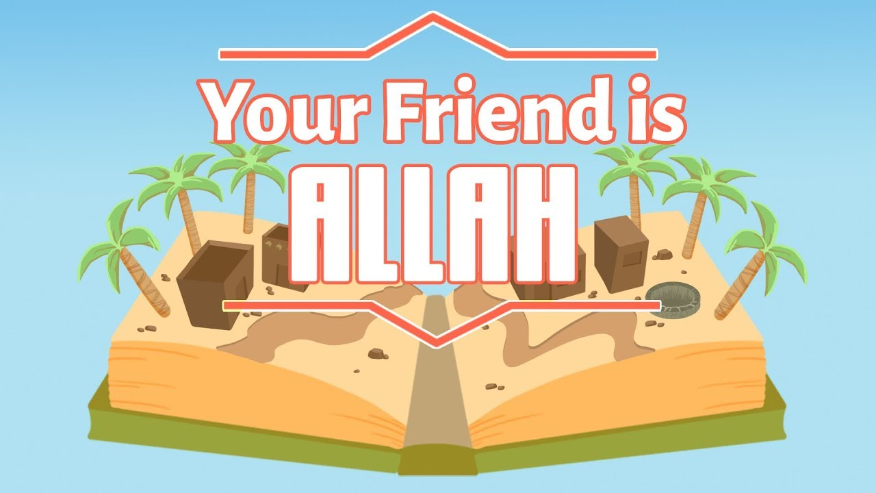 Allah and His Messenger, are your friend | Mufti Menk | Blessed Home Series