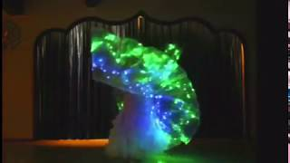 LED крылья для танца