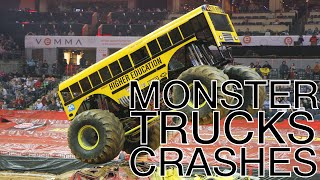 Monster Trucks Tricks and Fails