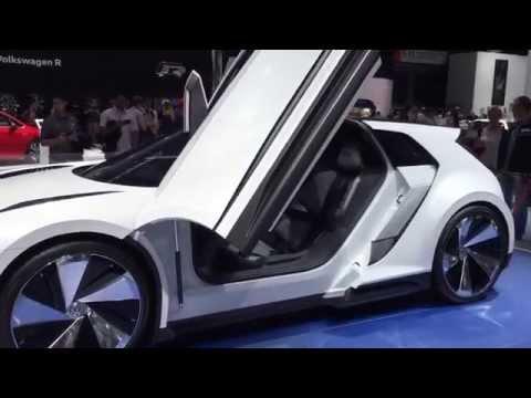 VW Golf GTE Sport Concept Car
