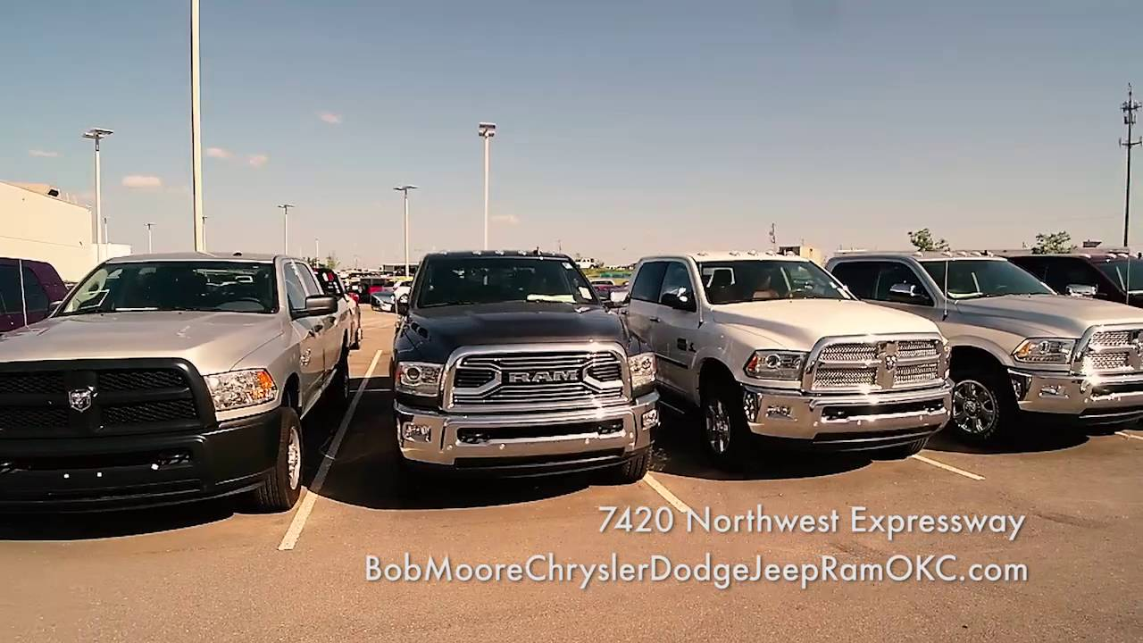 Bob Moore Chrysler Dodge Jeep Ram Drone Footage