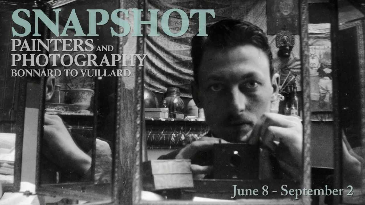 Top Snapshot: Painters and Photography, Bonnard to Vuillard Trailer  ZZ74