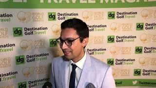 Royal Bled Golf Club, Dreamland Golf Club, Baku - Leonardo Izzi, Director of Marketing, IMG