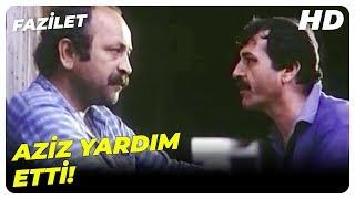 Ali, İnşaatda Kaza Geçirdi! | Fazilet Hülya Avşar Türk Filmi
