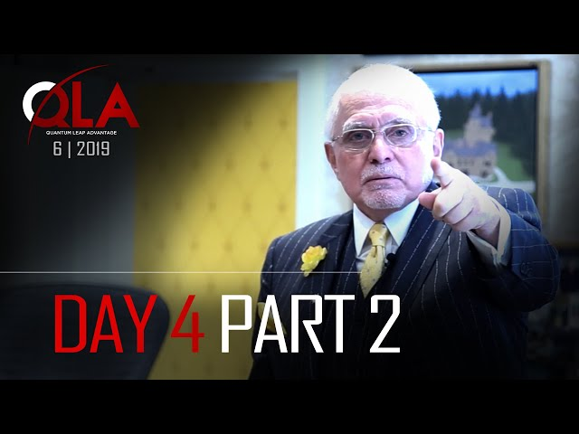 Day 4 Part 2 | June 2019 | Dan Peña QLA Castle Seminar