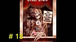 Top 32 horror movie themes (in my opinion)