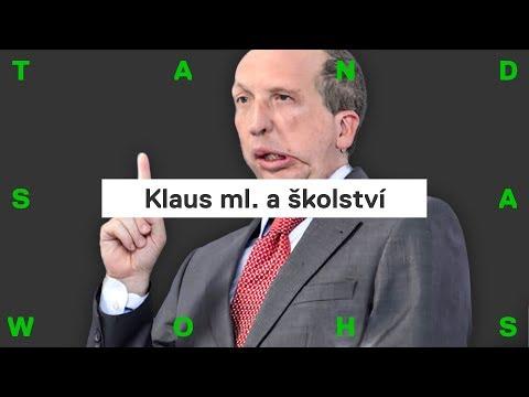 Svobody ve škole je moc, chybí řád, říká Václav Klaus ml. v podcastu (Patreon bonus)