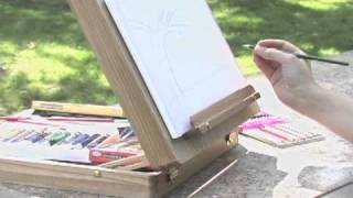 102-pc Royal Brush Wooden Easel And Art Set