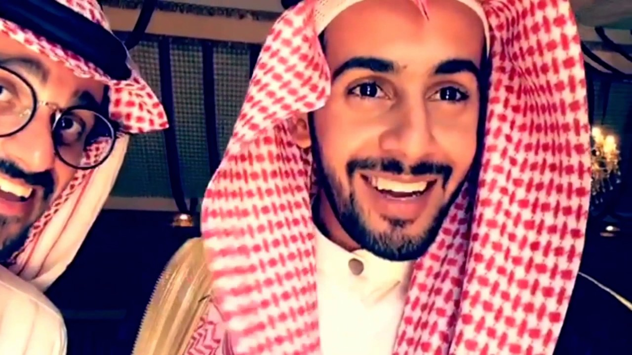 زواج حسين بن محفوظ Youtube