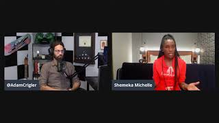 39 - Adamcast IRL - Interview with Shemeka Michelle