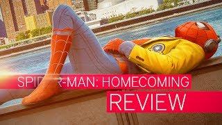 Wer braucht SPIDER-MAN: Homecoming? | Kritik | Review